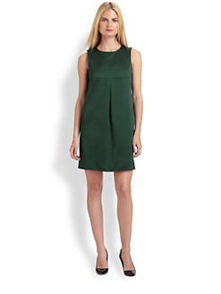 MaxMara - Inverted Pleat Dress
