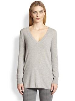 Max Mara - Cashmere V-Neck Sweater