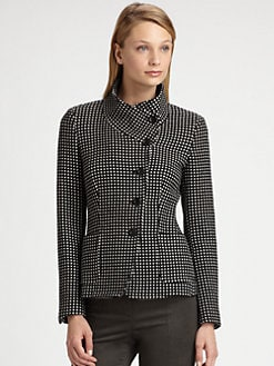 MaxMara - Bi-Color Jacket