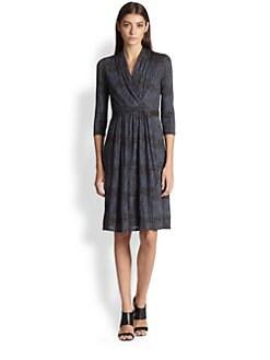 Max Mara - Jersey Wrap Dress