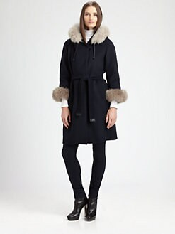 MaxMara - Adouble Med-Long Coat