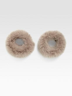 MaxMara - Union Fox Fur Cuffs