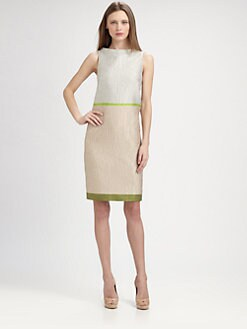 MaxMara - Tequila Jacquard Dress