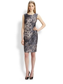 MaxMara - Tevere Printed Dress