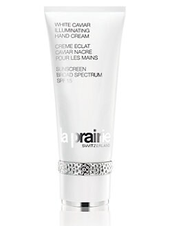 La Prairie - White Caviar Illuminating Hand Cream SPF15/3.4 oz.