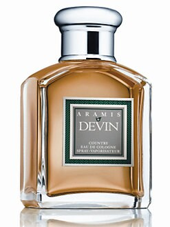 Aramis - Devin Country Eau de Cologne Spray/3.4 oz.