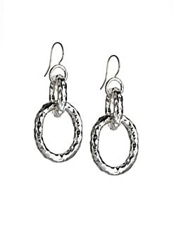 IPPOLITA - Sterling Silver Link Earrings