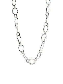 IPPOLITA - Silver Link Necklace
