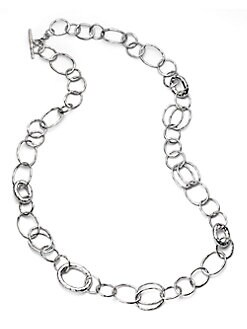 IPPOLITA - Sterling Chain Necklace