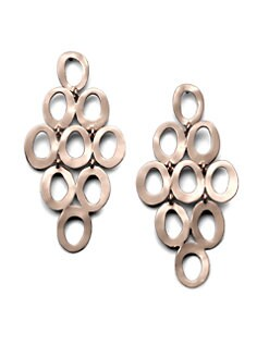 IPPOLITA - Rose Open Cascade Earrings