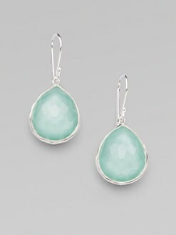 IPPOLITA - Crystal & Sterling Silver Earrings
