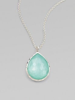 IPPOLITA - Crystal, Clear Quartz & Sterling Silver Necklace