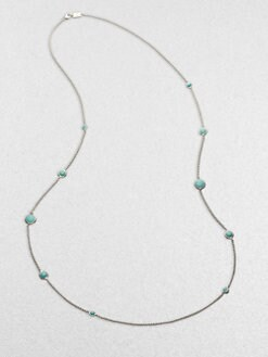 IPPOLITA - Turquoise & Sterling Silver Necklace