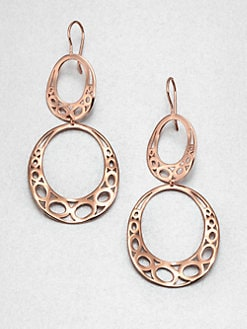 IPPOLITA - Rose Digital Lace Drop Earrings