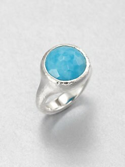 IPPOLITA - Turquoise and Sterling Silver Tapered Ring