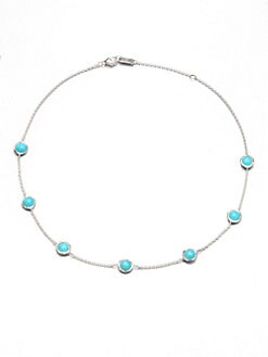 IPPOLITA - Turquoise and Sterling Silver Necklace