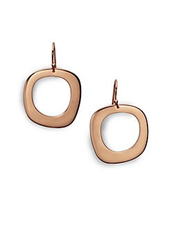 IPPOLITA - Rose Square Drop Earrings