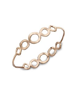 IPPOLITA - Rose Double Tiara Bangle Bracelet