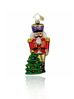 Christopher Radko - Standing Tall Nutcracker Ornament