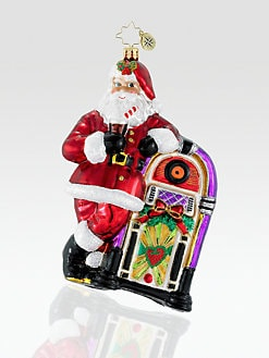 Christopher Radko - Jingle Bell Rock Ornament
