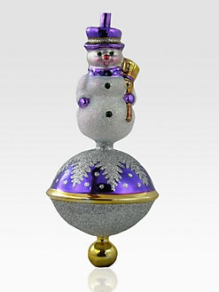 Christopher Radko - Littlest Snowman Ornament