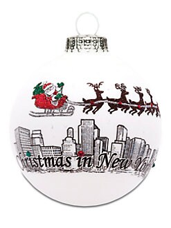 Heart Gifts - Christmas In New York Ornament