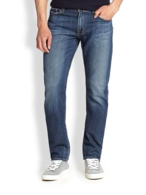 The Graduate Tailored-Fit Jeans