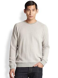 AG Adriano Goldschmied - Crewneck Pullover Sweatshirt