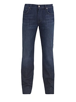7 For All Mankind - Austyn Straight-Leg Jeans