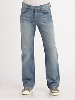 7 For All Mankind - Grand Forks Relaxed-Fit Jeans