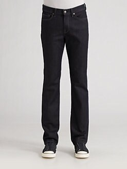 7 For All Mankind - Chester Row Skinny-Leg Jeans