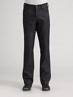 Hudson - Harper Straight-Leg Jeans