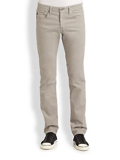 AG Adriano Goldschmied - Matchbox Straight-Leg Jeans
