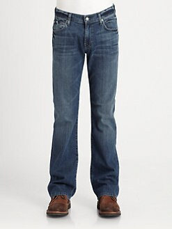 7 For All Mankind - Brett Bootcut Jeans