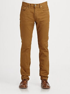 J Brand - Kane Garment-Dyed Twill Pant