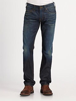 True Religion - Classic Gang Denim Jeans