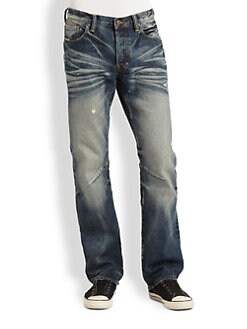 PRPS - Barracuda Straight-Leg Jeans