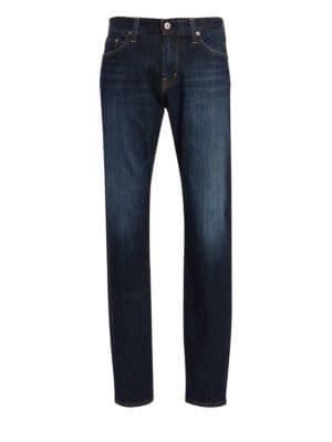 Graduate Slim Straight-Fit Jeans