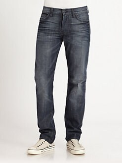 7 For All Mankind - Slimmy 2.0 Slim-Straight Jeans