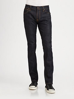 Nudie Jeans - Thin Finn Slim-Straight Jeans