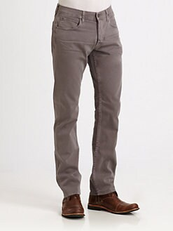Hudson - Byron Straight-Leg Jeans