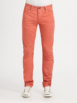 Rag & Bone - Ethereal Five-Pocket Denim Jeans