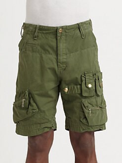 PRPS - Fishing Cargo Shorts