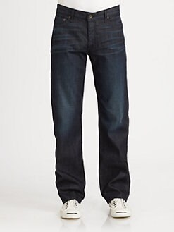Rag & Bone - Kenton Straight-Leg Jeans