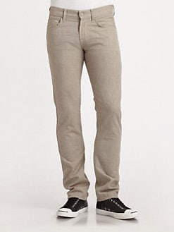 7 For All Mankind - The Straight Modern Straight-Leg Jeans