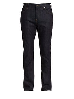 7 For All Mankind - Standard Straight-Leg Jeans