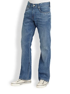 7 For All Mankind - Brett Rigid Bootcut Jeans