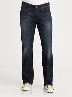 True Religion - Danny Bootcut Jeans