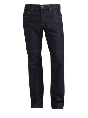 Carsen Modern Straight-Leg Jeans
