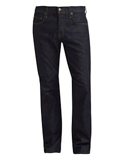 7 For All Mankind - Carsen Modern Straight-Leg Jeans